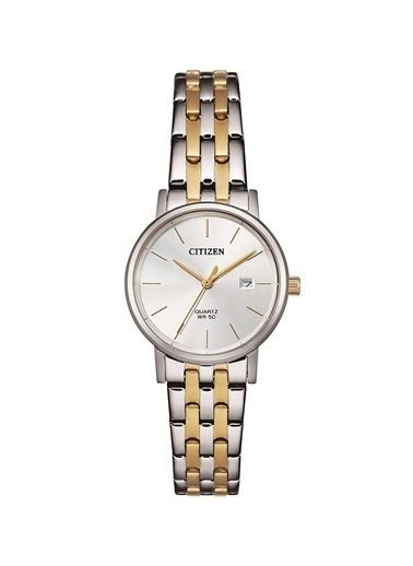 Citizen Eu6094-53A Kadın Kol Saati Gümüş